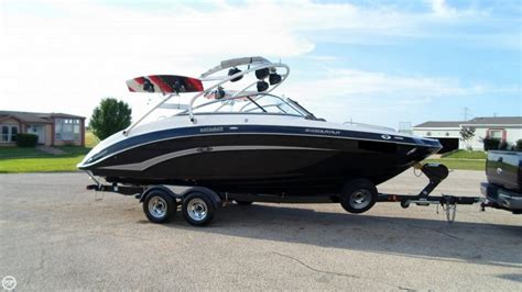 yamaha jet boats for sale 2012 used yamaha 242 limited s jet boat for sale 52 900