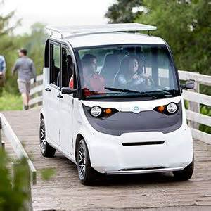 The Future Of Electric Vehicles Is Golf Carts Not Tesla Polaris Gem Electric Vehicles