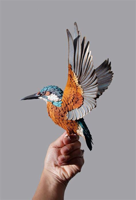 paper bird sculpture best 20 bird sculpture ideas on