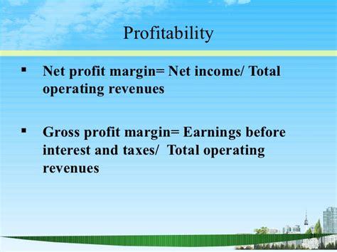 Gross Profit Mba by Finance Basics Ppt Bec Doms Mba Finance