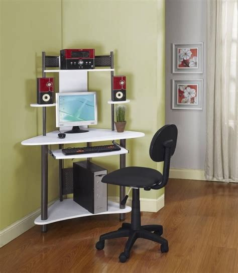small space desk solutions desk solutions for small spaces amys office throughout
