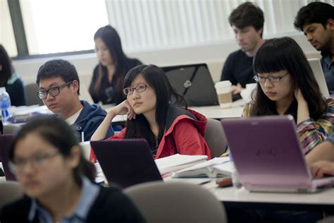 Best International Mba Programs In China by Undergrad Students Help Set New Record In U S