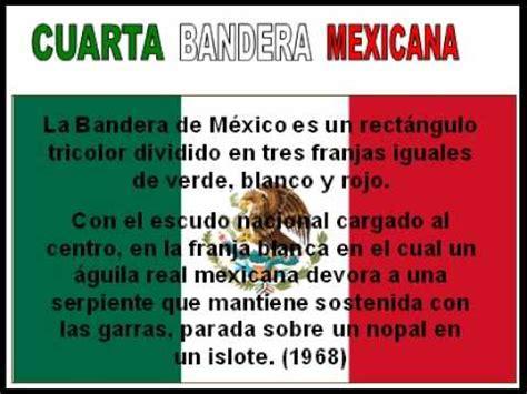 poemas de mexico bandera de mexico verde blanco y rojo youtube