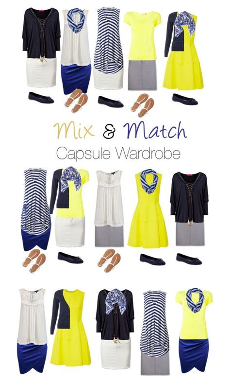 Navy Blue Capsule Wardrobe by 1000 Images About Ideas Para Tus On