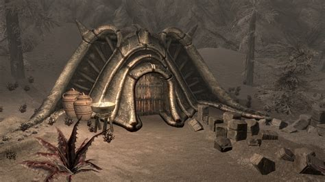 raven rock house houses skyrim the elder scrolls wiki