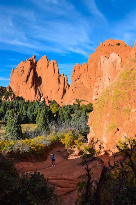 Colorado Garden Of The Gods by Garden Of The Gods Colorado Photo Of The Day