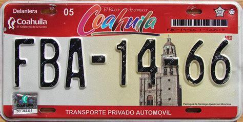 costo de placas en coahuila 2016 costo de placas en coahuila 2016 pago de tenencia y
