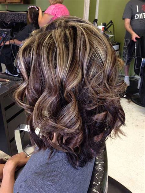 highlight hair gallery highlight dark hair long hairstyles 2015 long haircuts