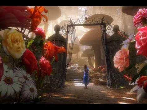 disney s alice in wonderland windows 7 theme tim burton s alice in wonderland ost alice s theme youtube