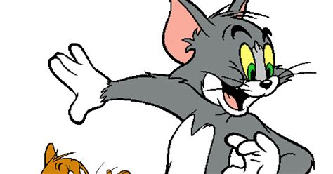 tom jerry painting free clipart tom and jerry clip
