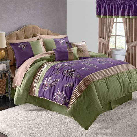 brylane home bedding best 28 brylane home comforter set 14 best images
