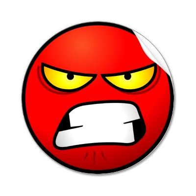 angry emoticon wallpaper angry face emoticon