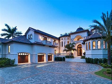 European Style House by Florida Mansions Amp More
