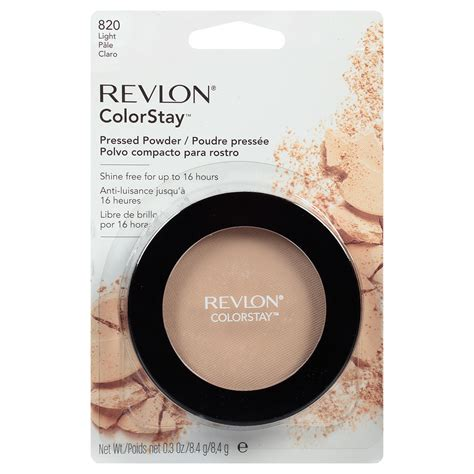 Bedak Revlon Colorstay Pressed Powder revlon colorstay pressed powder light walgreens