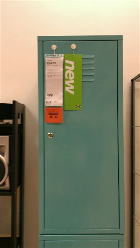 ikea locker turquoise locker unit ikea 99 gym decor pinterest