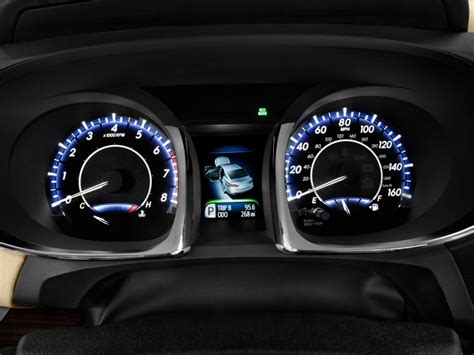 how cars run 2006 toyota avalon instrument cluster image 2014 toyota avalon 4 door sedan xle natl instrument cluster size 1024 x 768 type