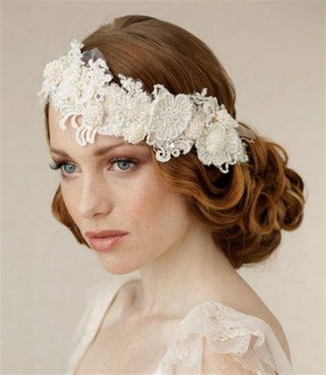1920 bridal hair styles flapper hairstyles for long hair