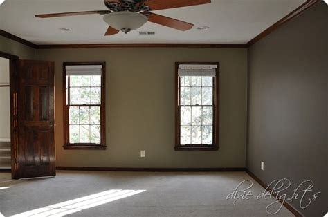 Decorating Ideas With Oak Trim Oak Trim Light Brown Walls House Decor