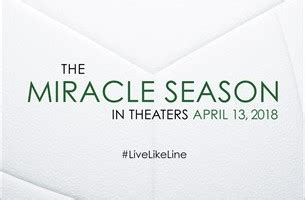 The Miracle Season In Theater The Miracle Season The Englert Theatre