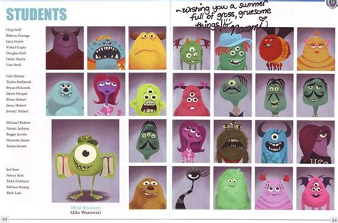 theme line monster university 185 best monster s university theme images on pinterest
