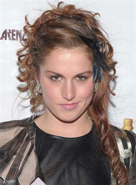 hairstyles curls to the side prom hairstyles to the side curly with braid hairstyles