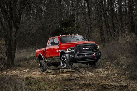ram power wagon gets sleek upgrades for 2017