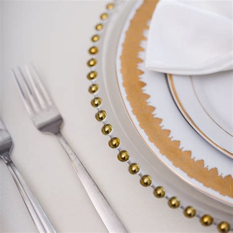 gold beaded glass charger plates gold beaded glass charger plates beyond expectations