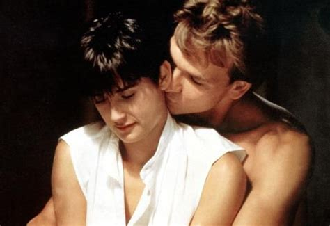 ghost film kiss ghost turns 25 how that sexy pottery scene became one
