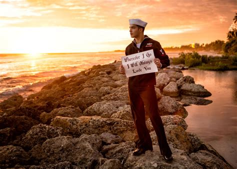 Sailors Soldiers Photoshoot by 10 Photos You Will