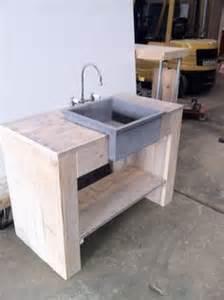 Bathroom Ideas Small 1000 images about badkamermeubels van steigerhout on