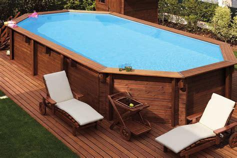 piscine giardino fuori terra piscina fuori terra da giardino quale scegliere