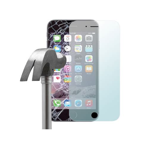 Iphone 6plus 5 5 Antishock protector de pantalla antishock iphone 6 plus pccomponentes