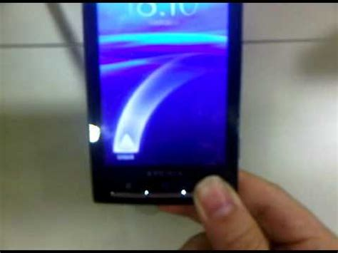 pattern unlock sony ericsson xperia x10 sony ericsson xperia x10 with recovery menu doovi
