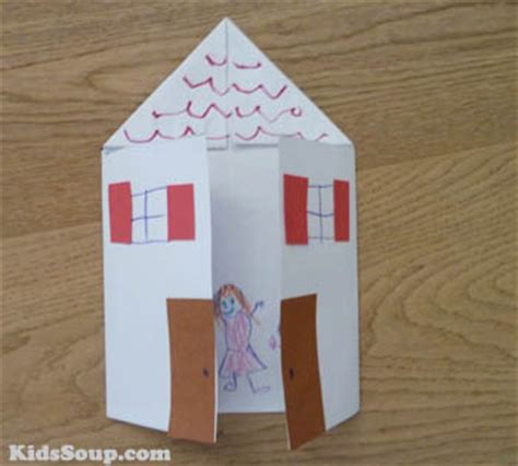 home is where the is all about me lesson plan