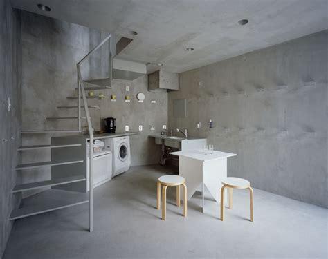 super thin apartment  tokyo