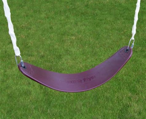 flexible flyer swing set parts flexible flyer sling swing with chain and hardware