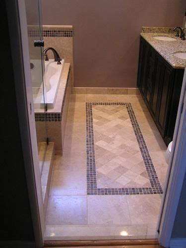 bathroom floor designs 25 best ideas about tile floor designs on