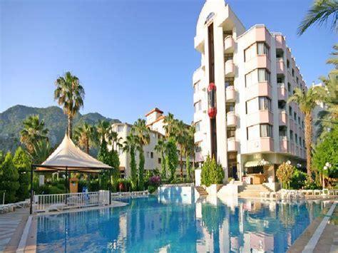 aqua inn aqua hotel icmeler dalaman region turkey book aqua