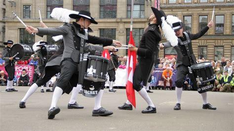 edinburgh tattoo in glasgow edinburgh military tattoo stages glasgow parade at george