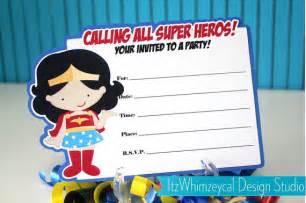 wonder superhero super hero fill in the