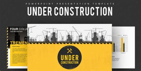 21 under construction templates free premium templates