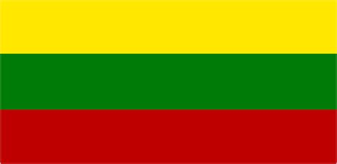 flags of the world green yellow red lithuania kids encyclopedia children s homework help