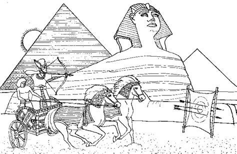Coloriage Egypte Les Beaux Dessins De Autres 224 Imprimer Coloriage Pyramide Du LouvreL
