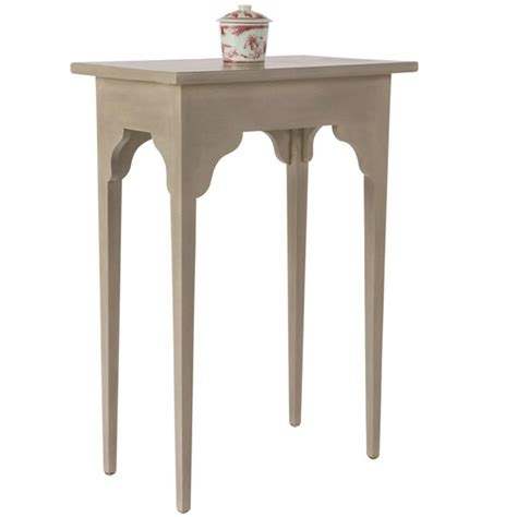 Small Sofa End Tables by Ashurst Small Wooden Side Table Oka