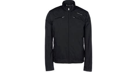porsche design jacket for her porsche design jacket in black for men lyst
