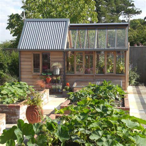 rosemoore combi greenhouseshed