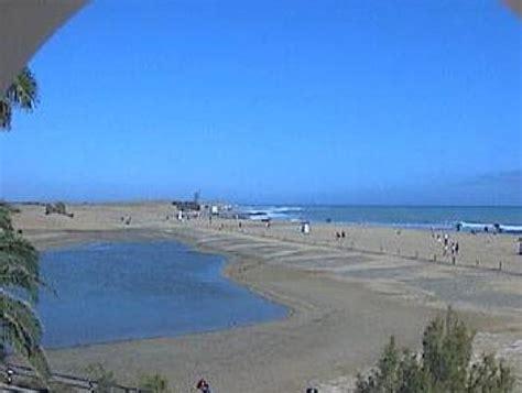 maspalomas cam gran canaria live holiday weather cam maspalomas beach