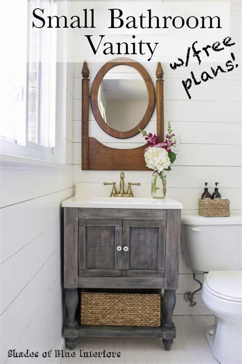 small master bathroom vanity  plans master