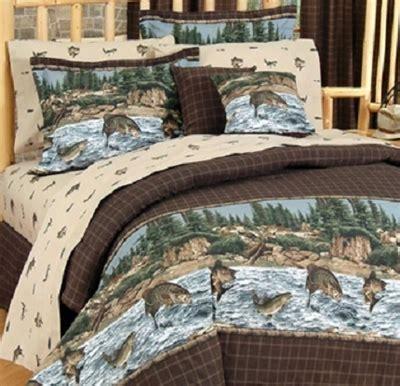 fishing themed bedding river fishing full comforter fish themed full bedding