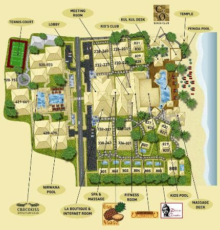 novotel nusa dua map layout map novotel bali benoa picture of novotel bali